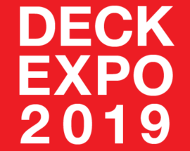 Deck Expo 2019